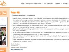 Press Kit Rebuttal
